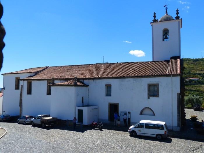 Igreja de Santa Maria_Bragança (2)