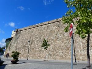 Muralha do Baluarte_Ilha do Cavaleiro
