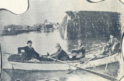 Cheia 1909_Chaves jardim