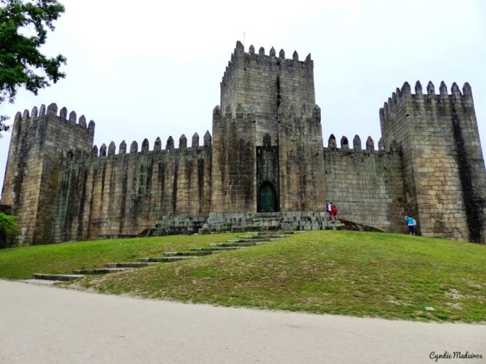 Castelo de Guimaraes (1)