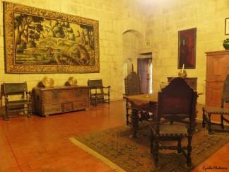 Sala dos passos perdidos / Lost steps Hall Sala de passagem / Passage room