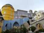 O maravilhoso Palácio da Pena em Sintra