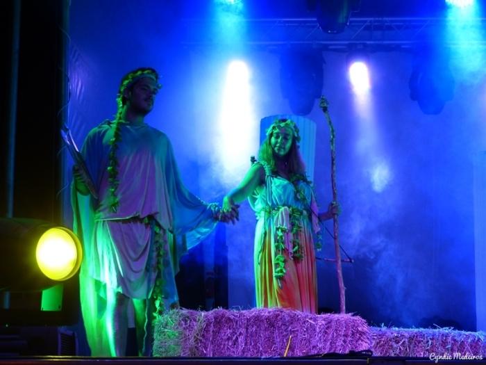 Festa dos Povos - Espetaculo do Fogo Sagrado (5)