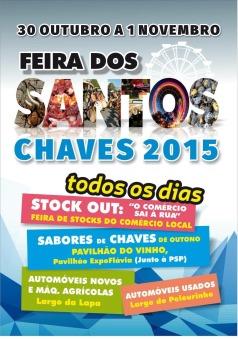 Feira dos Santos_Chaves 2015