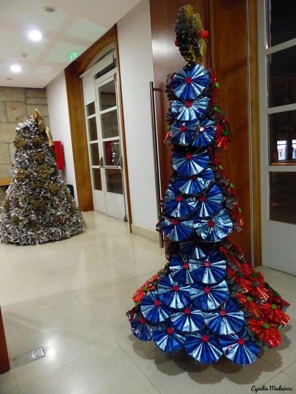 Arvores de Natal recicladas_Chaves (6)