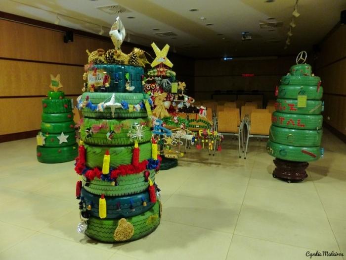 Arvores de Natal recicladas_Chaves (7)