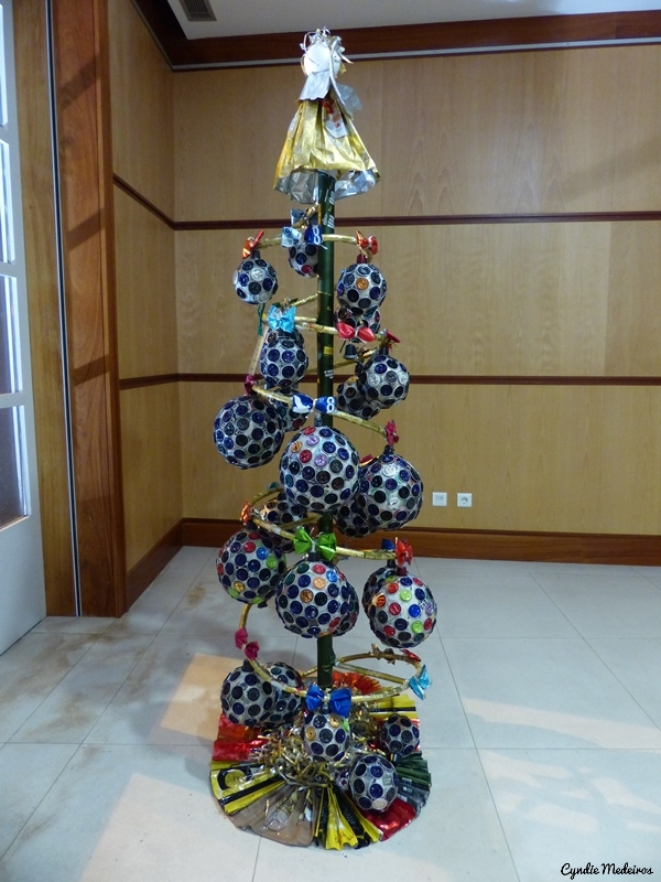 Arvores de Natal recicladas_Chaves (8)