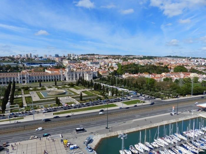 Vista do Padrao dos Descobrimentos_Lisboa (6)