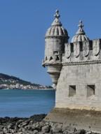 A Torre de Bélem, uma jóia da arquitectura manuelina